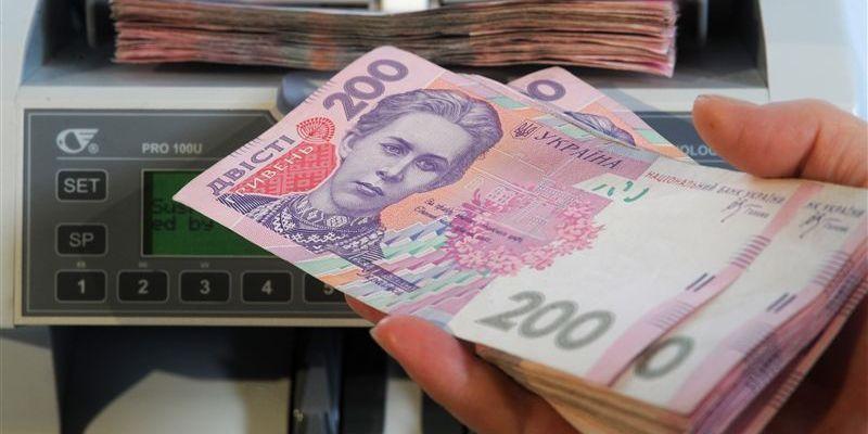 Зарплата у березні, в порівнянні до січня, зросла на 571 гривню
