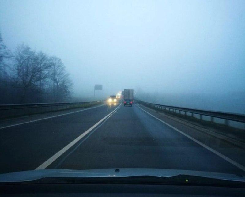 Туман можливий по всій області