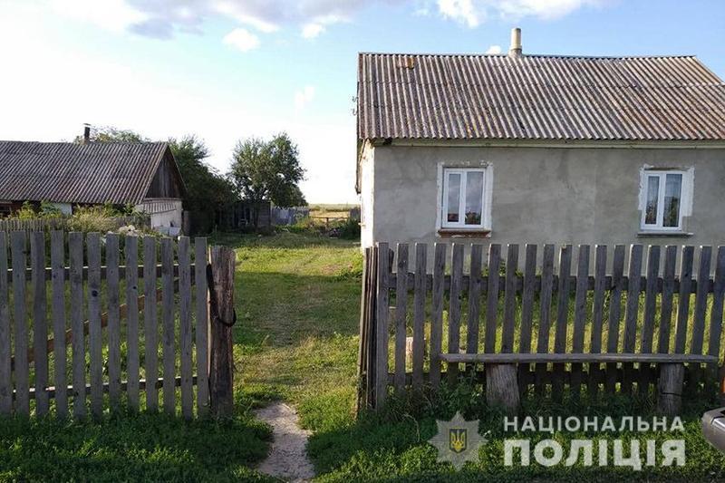 Вбивство сталося в одному із сіл Славутського району