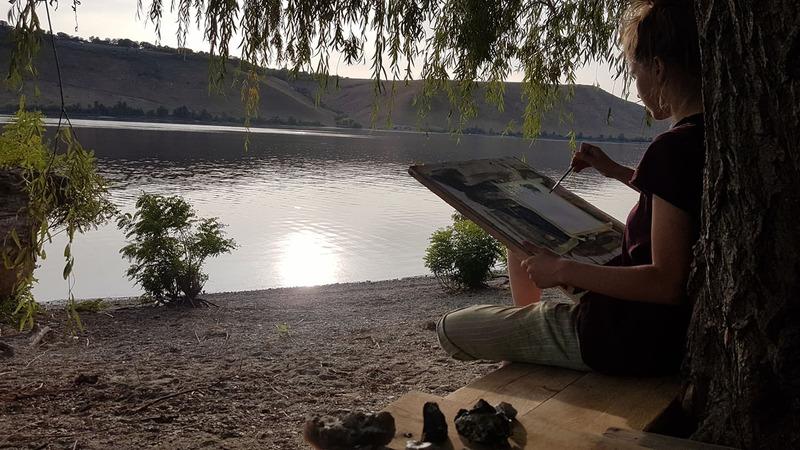На Бакоті планують проводити мистецькі резиденції та пленери
