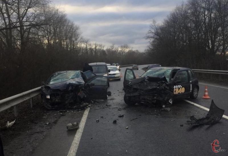 Аварія сталася сьогодні, 2 лютого