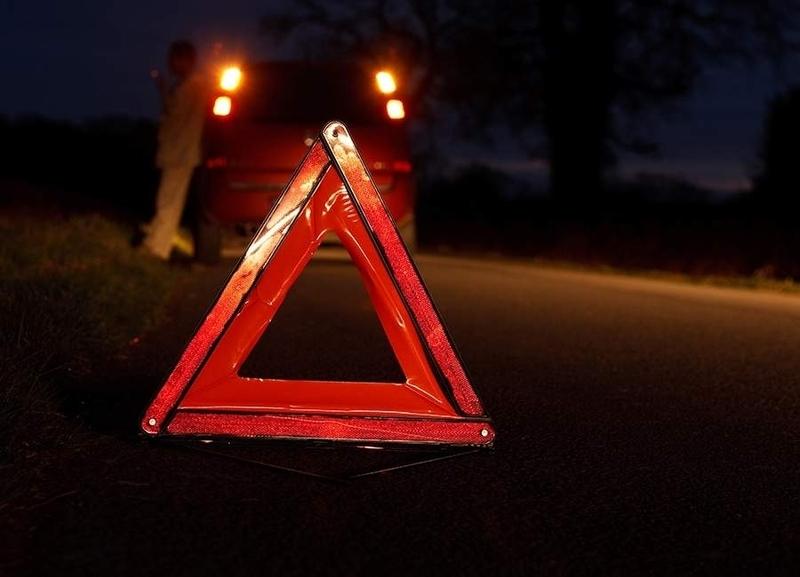 Аварія сталася ввечері поблиу Летичева
