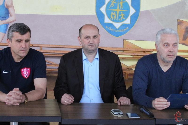 Керівництво хмельницького Сокола впевнене, що в наступному сезоні Сокіл боротиметься за найвищі нагороди чемпіонату України
