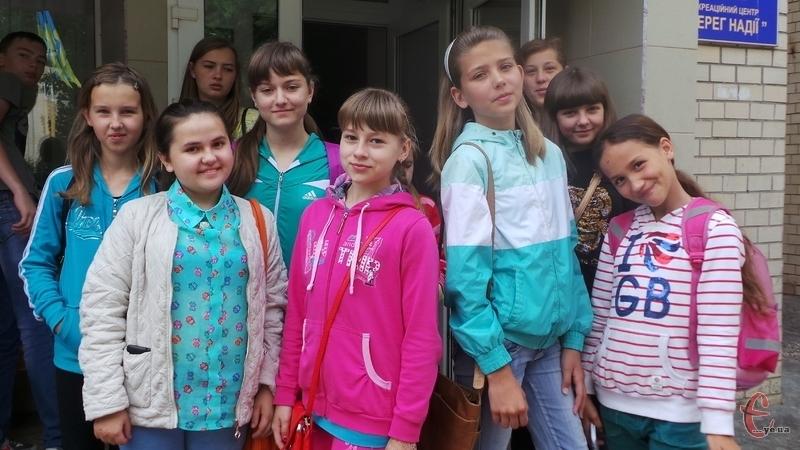 Найбільше юним гостям зі Старобільська сподобалися екскурсії та творчі конкурси