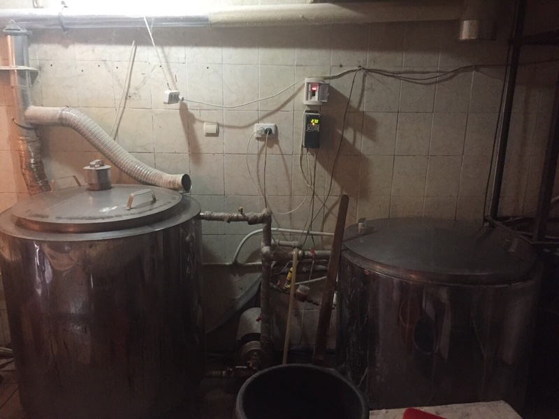 З пивоварні вилучили обладнання