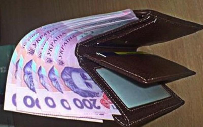 За рівнем заробітної плати у грудні область посіла 13 місце по Україні