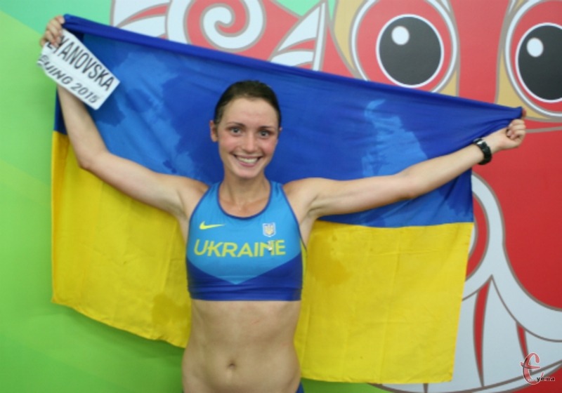 Людмила Оляновська в 2015 році здобула чимало нагород на міжнародних змаганнях