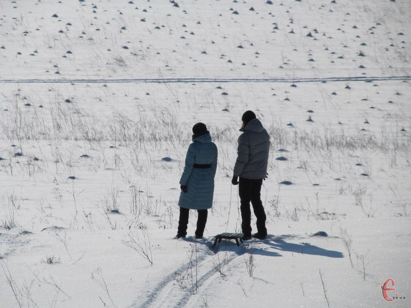 На Хмельниччині є чимало місць, підходящих для активного зимового відпочинку