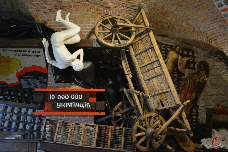 Творці музею визначили кількість жертв голодомору у 10 мільйонів