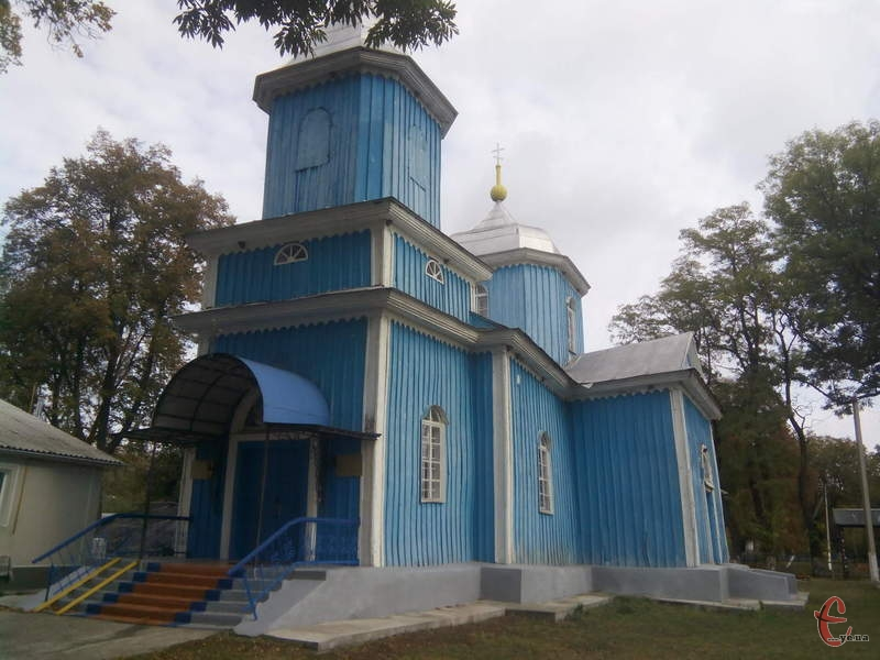 Сарнівській церкві понад 160 років