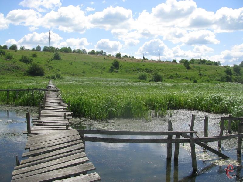 Чим ближче до хутора, тим стає зрозуміліше: нині тут жодної живої душі