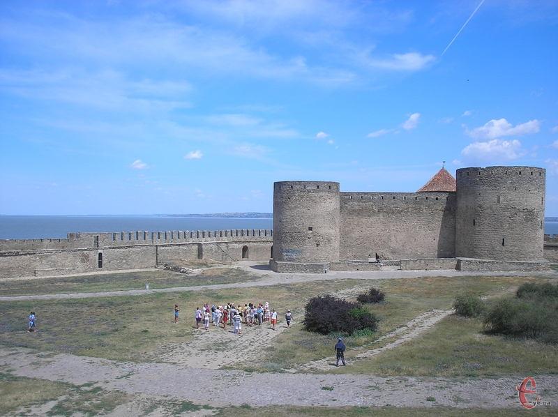 Цитадель - серце Білгород-Дністровської фортеці