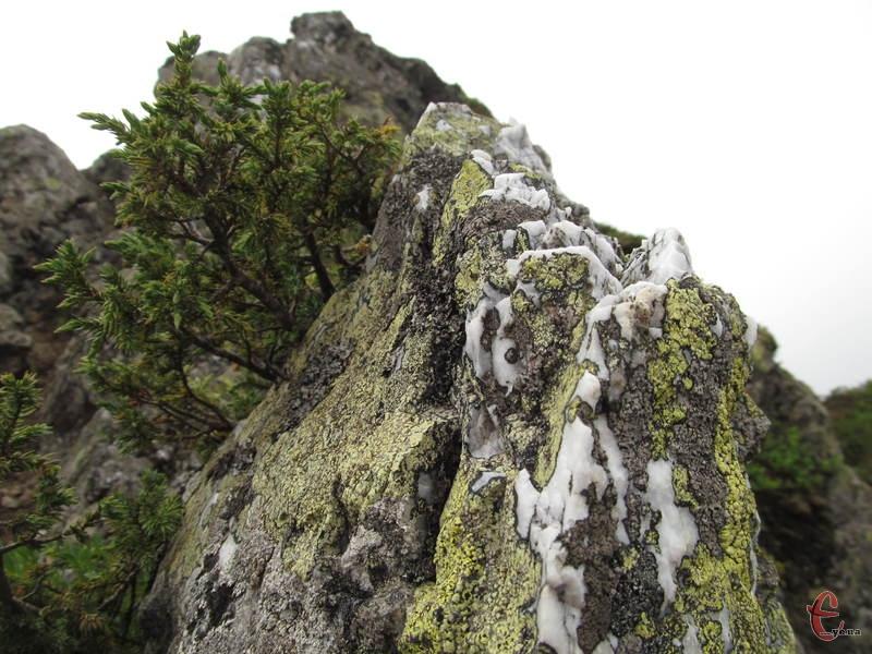 Мармароси - мармурові гори