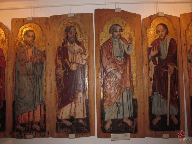 Апостоли, XVII століття