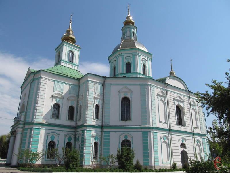 Покровський собор - головний храм міста