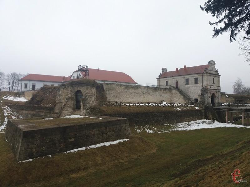 Збаразький замок переживши багато облог, став неоціненною пам'яткаю архітектури