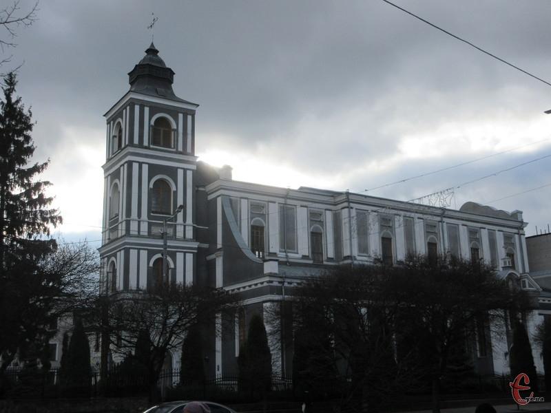 Житомир _ одне з найстаріших міст України