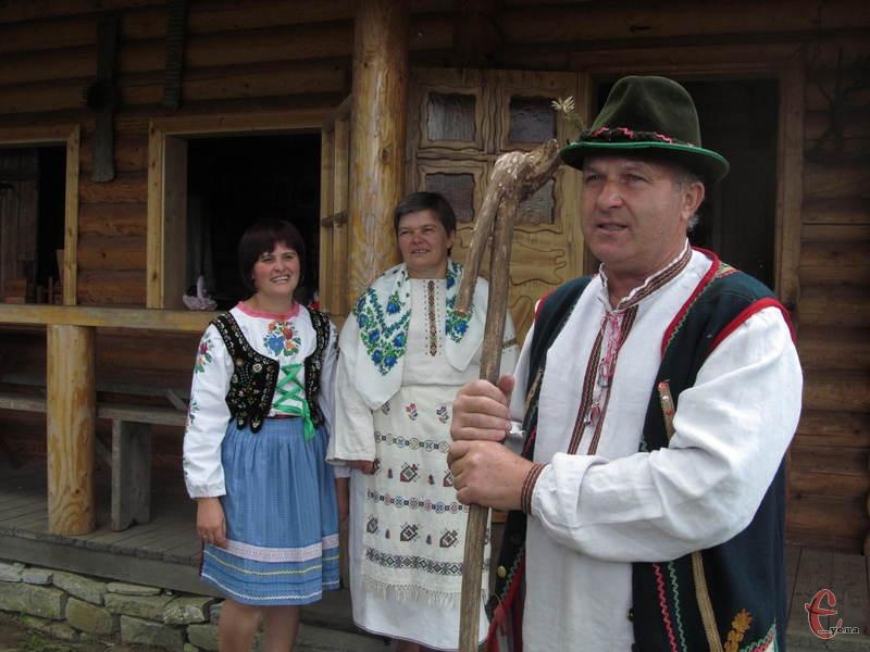 Директор музею Михайло Тиханський часто сам зустрічає відвідувачів