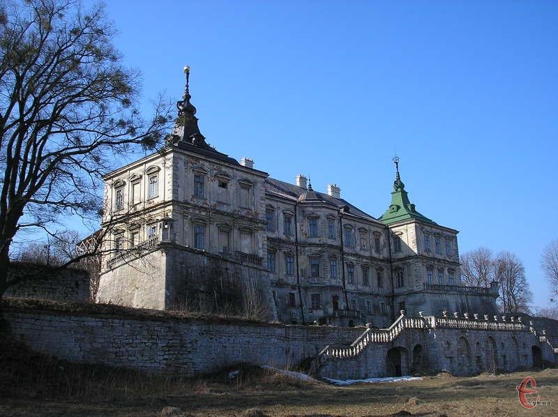 Підгорецький замок входить до Золотої підкови Львівщини