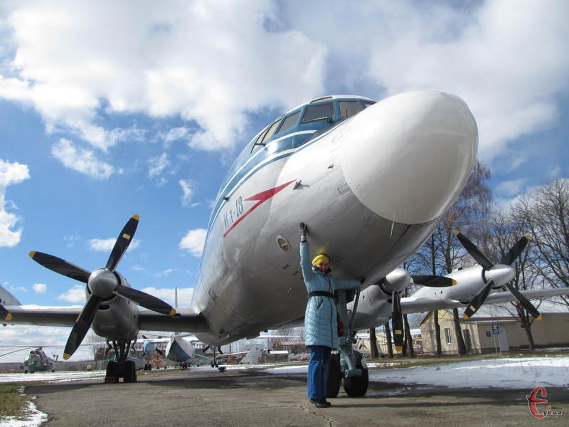 Музей авіації - рай для поціновувачів техніки