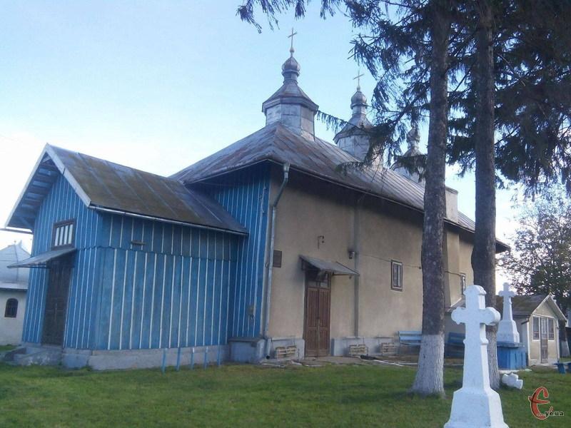 Нині цей буковинський храм потребує подальших досліджень та реставрації