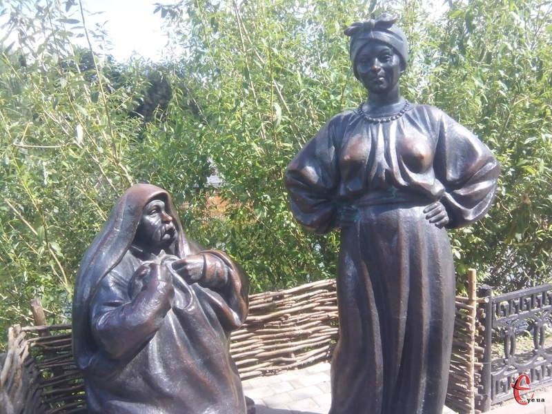Миргород - місто в Гоголівських мотивах