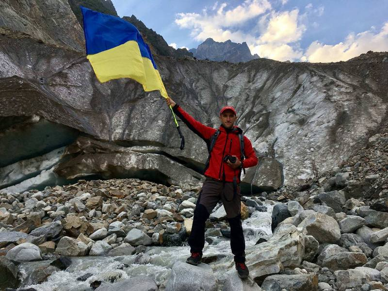 Сергій Зисько привіз із Грузії не лише гарні враження, а й чудові фотографії