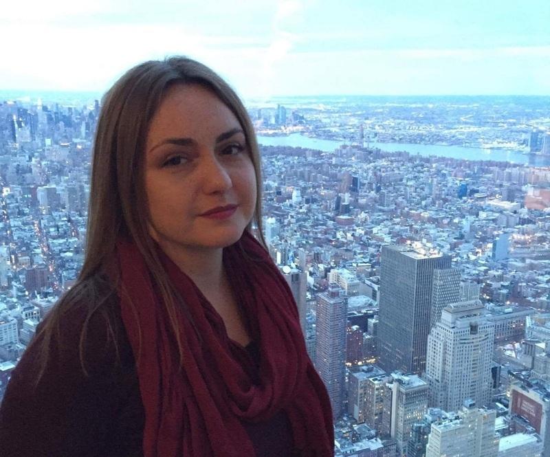 Ірина Волошина протягом дев'яти місяців перебувала у США
