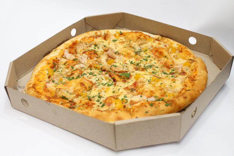 Піца сподобалася усім!
