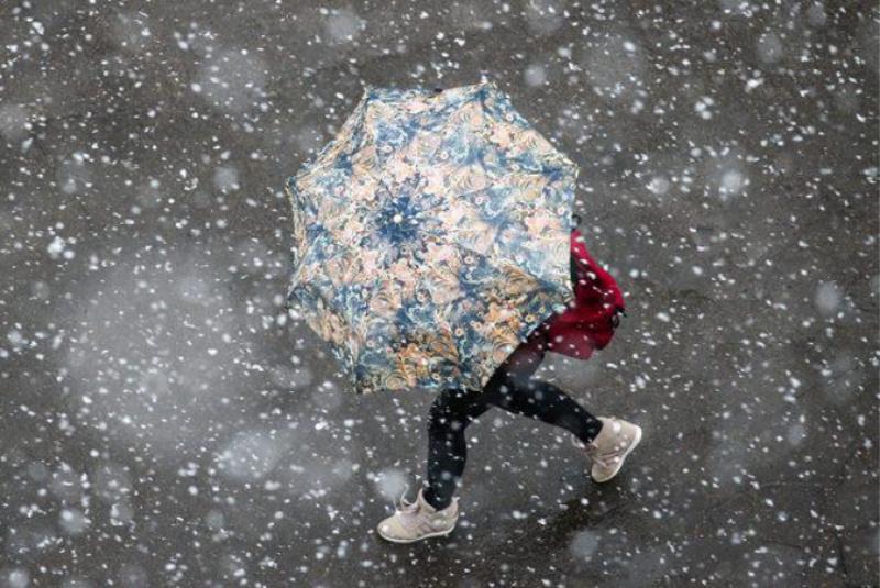 На неділю прогнозують сніг