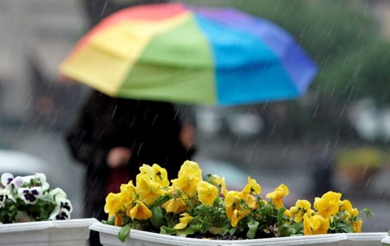 У неділю чекаємо на дощ