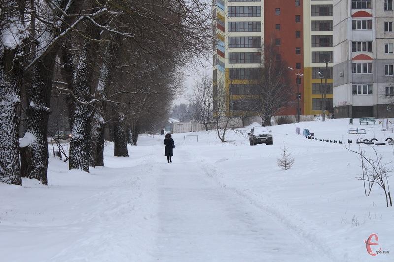 21 березня на території Хмельниччини продовжить панувати зима