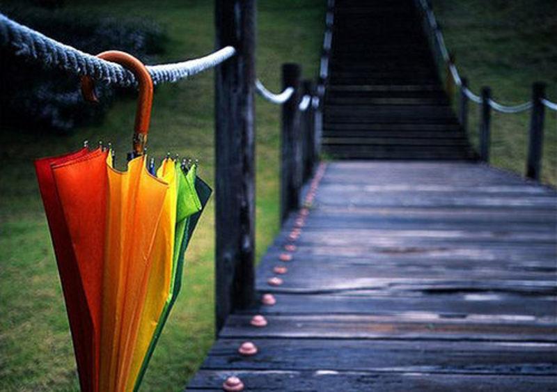 Сьогодні прихопіть парасольки