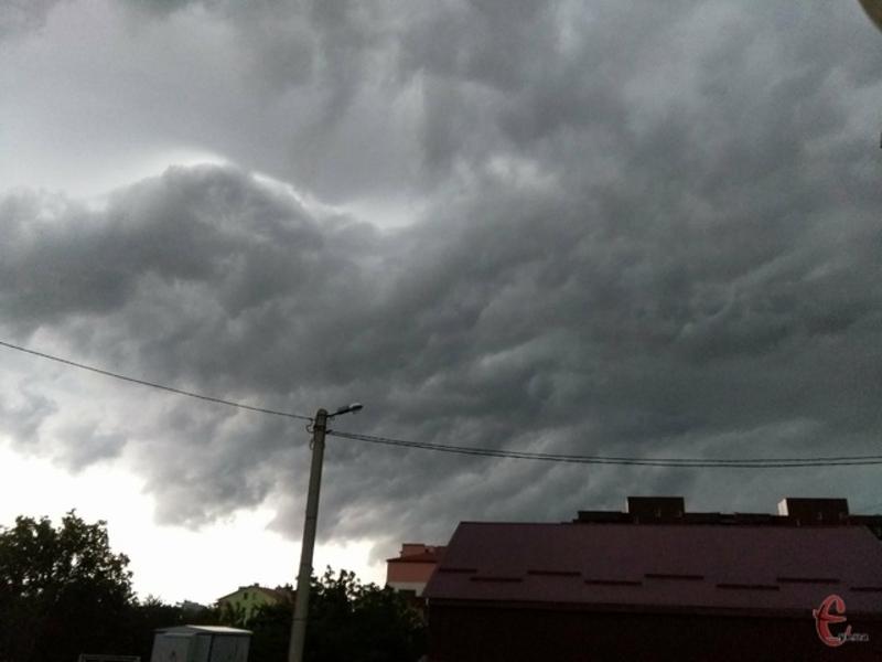 18 червня прогнозують дощі
