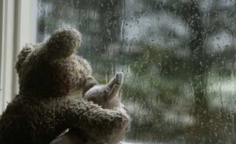 Сьогодні також не обійдеться без дощу...