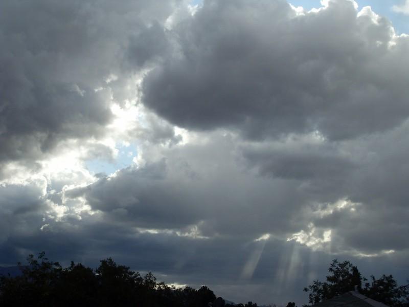 Схоже, що сьогодні дощу не буде, але весь день прогнозують хмарним