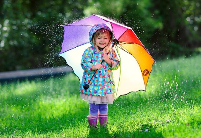 Вихідні будуть дощовими - прихопіть парасольку