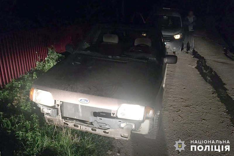 На Теофіпольщині працівники поліції розшукали неповнолітнього автовикрадача