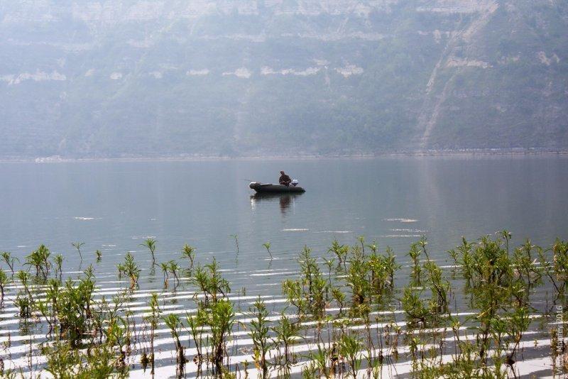 У рибалки вилучили 57 рибин, які він впіймав у Дністрі