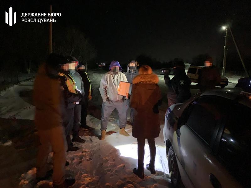 Правоохоронця «на гарячому» затримали 15 лютого