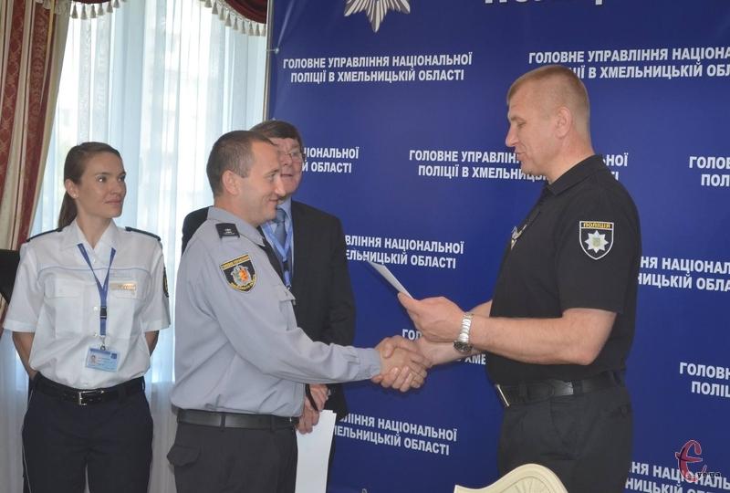 Сертифікати отримали 14 офіцерів