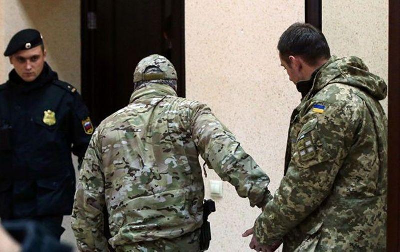 15 січня українських полонених моряків знову судитимуть у російському суді