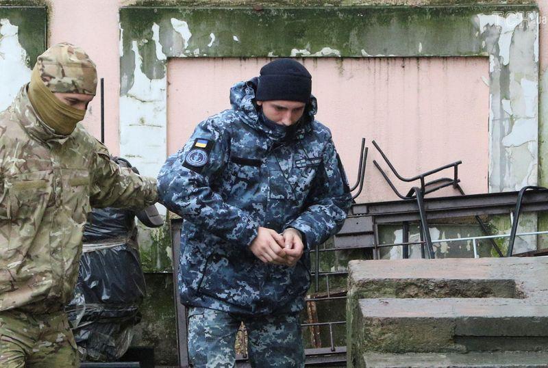 Сергій Цибізов 27 листопада, після суду, був доставлений в Сімферопільске СІЗО