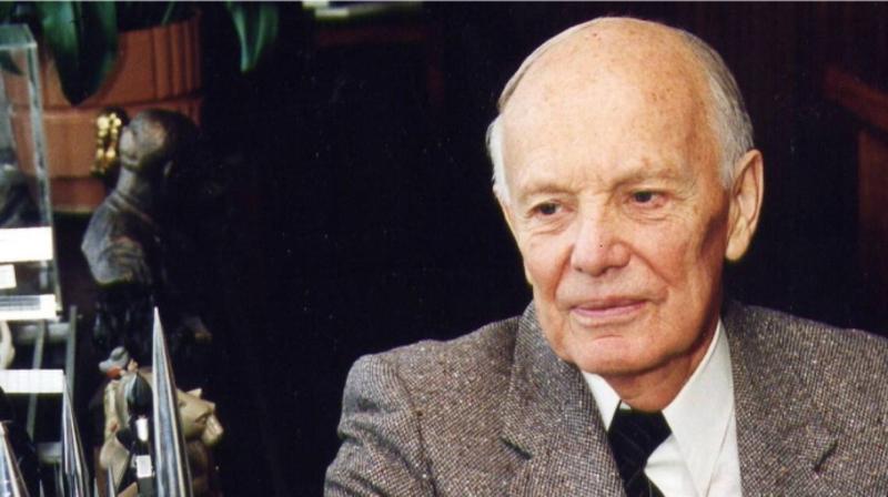 Борис Патон помер на 102 році життя
