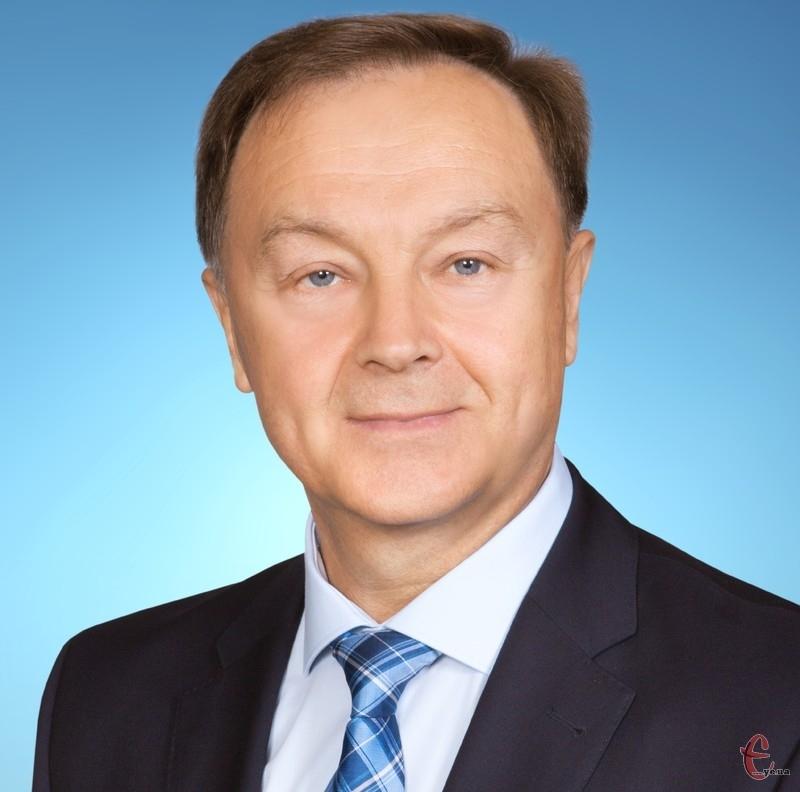 Володимир Леонтійович 19 років був головним лікарем міської лікарні у Хмельницькому