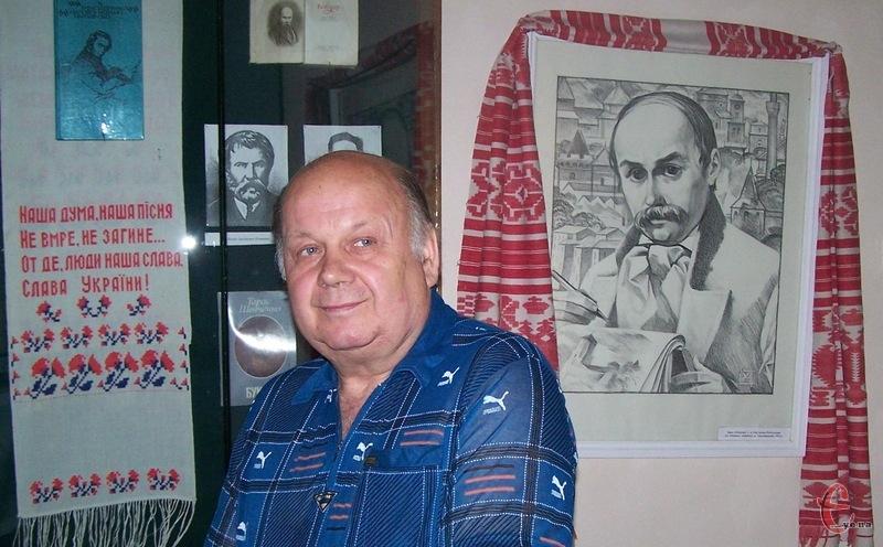 Микола Мачківський - автор трьох десятків книг поезій і прози