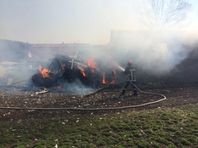 Минулої доби виникло 28 пожеж