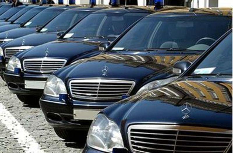 За розкішні автомобілі місцеві бюджети планують отримати 10 мільйонів гривень податку