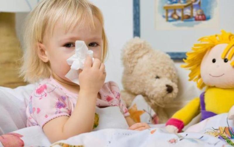 Найчастіше пацієнтами медиків стають немовлята та діти до 4 років
