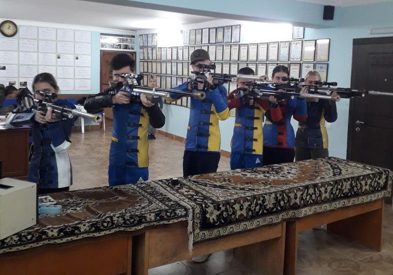 Змагання з кульвої стрільби пройшли в НВК №10 міста Хмельницького